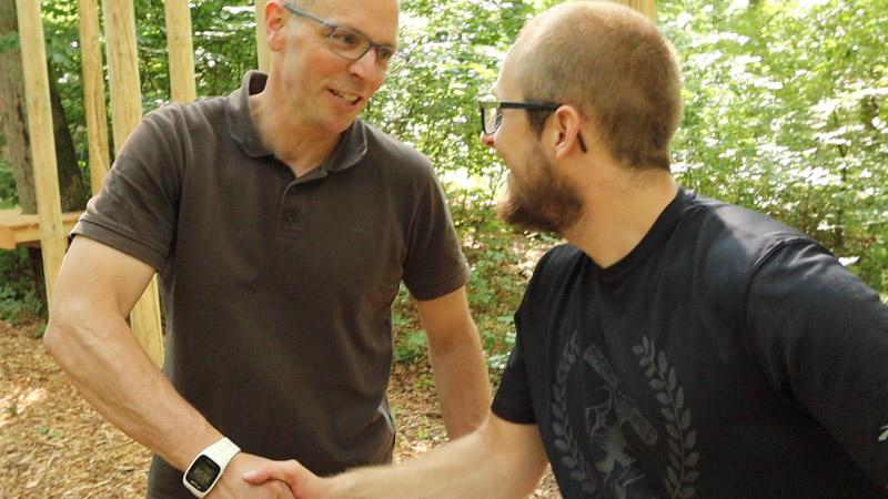 ThemenTalk mit OCR Weltmeister Fabian Sinning